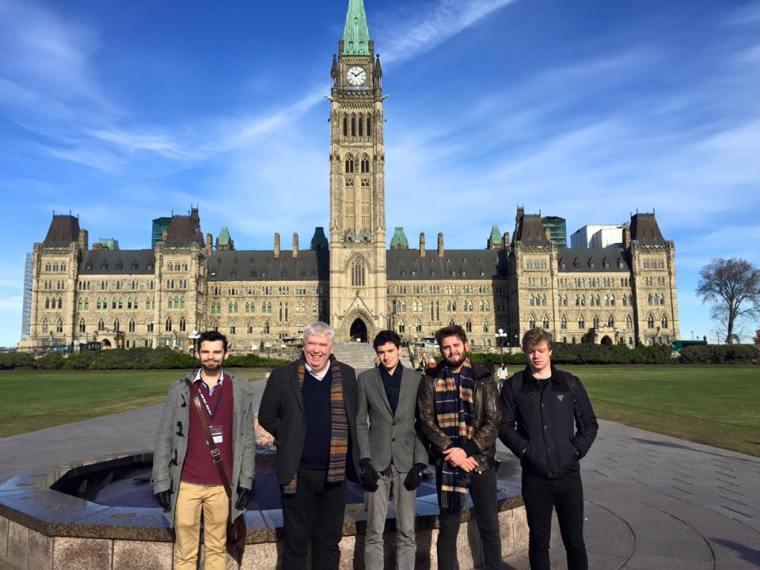 Canadian Parliament - Ottawa