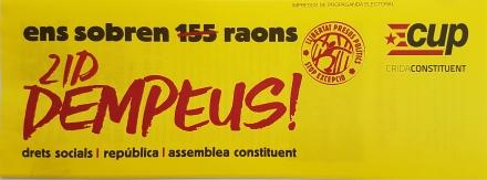 INTERIM REPORT - Catalonian Regional Elections 21/12/17