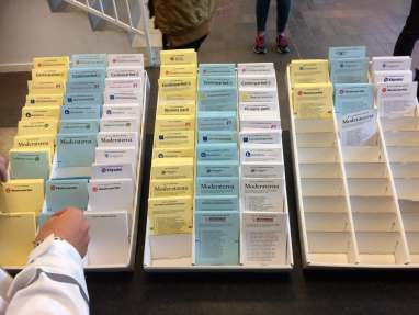 Ballot Papers Sweden